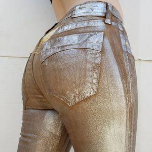 New Women ROBIN'S JEAN sz 26 MARILYN Straight Jean